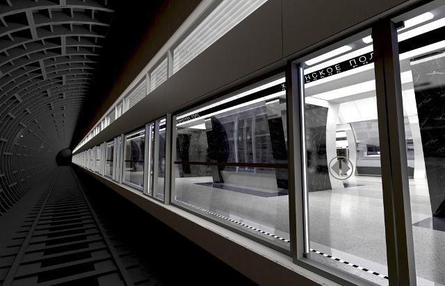 В киевском метро с самоубийцами будут бороться при помощи оргстекла