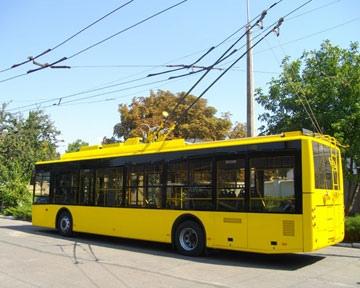 До конца лета Киев будет без двух троллейбусных маршрутов