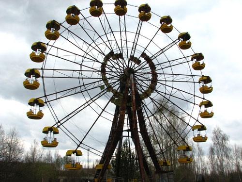 На День Независимости в Киеве можно будет покататься на колесе обозрения