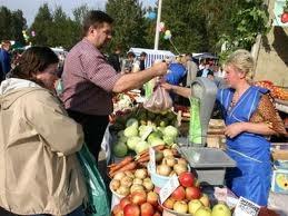 В Киеве из-за жары отменили сельскохозяйственные ярмарки