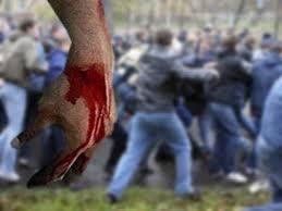 Трое подростков ограбили и жестоко избили рабочего
