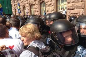 Депутаты Киевсовета ограбили Киев - А.Попов
