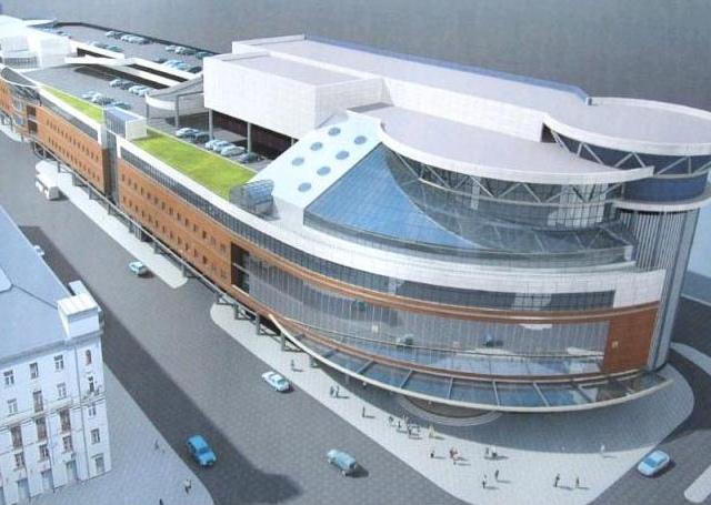 На Кольцевой откроют новый автовокзал