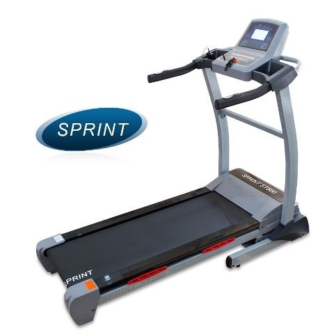 Беговая дорожка Sprint - лучшее решение для домашнего спорта