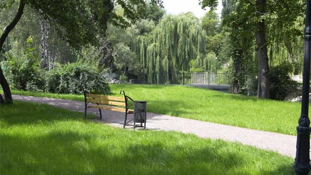 Зеленые зоны столицы появились в открытом доступе