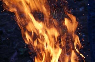 На Печерске пожар унес жизнь 23-летней девушки