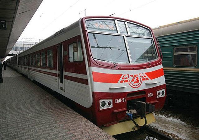 На линию городской электрички выпустят все поезда