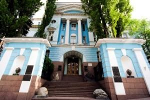 В Киеве случился пожар в зоологическом музее