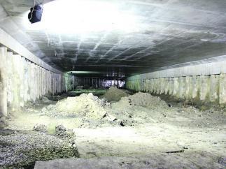 Тоннель на Почтовой площади откроют 8 августа