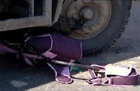 В Броварах пьяный водитель сбил маму с годовалым ребенком