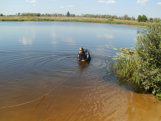 На Киевщине спасатели несколько дней искали утопленника