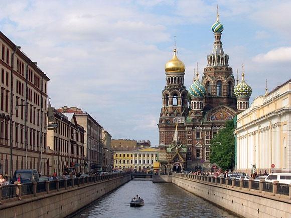 Где стоит побывать в Санкт-Петербурге