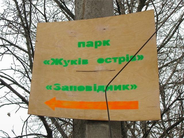На Жуковом острове незаконно использовали земли зеленой зоны