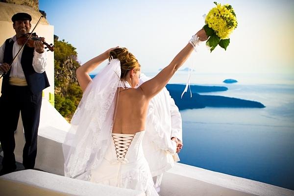 Киевлянки чаще выходят замуж за иностранцев