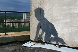 Спасатели помогли 12-летнему Тарзану, застрявшему на крыше