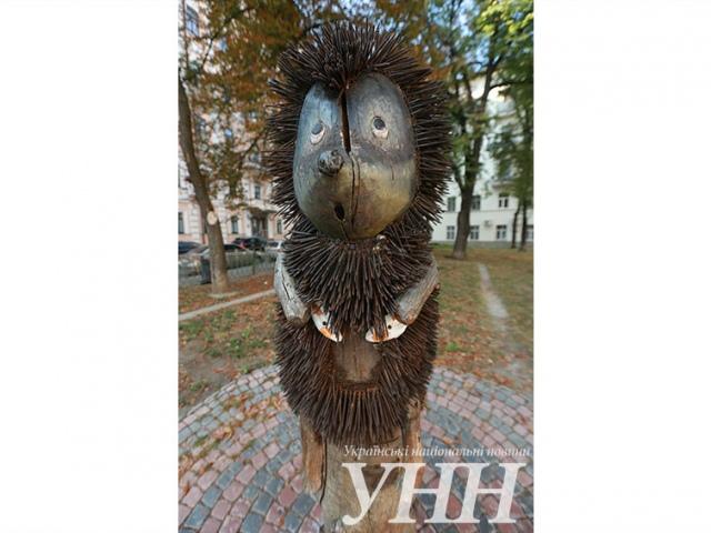 Киевскому Ежику в тумане разбили голову