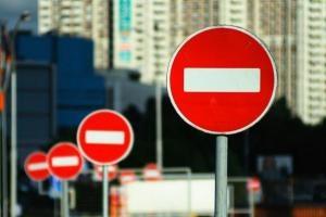До нового года на Почтовой площади будут ограничения в движении