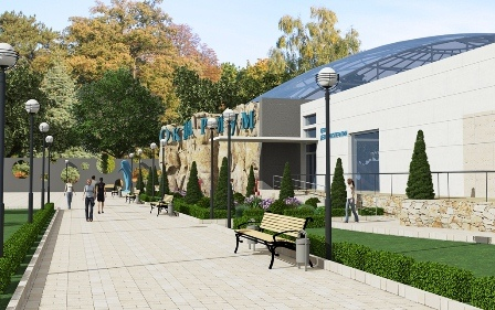 Через два года в Киевском зоопарке появится океанариум
