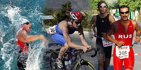 Соревнования по триатлону перекроют движение на Подоле