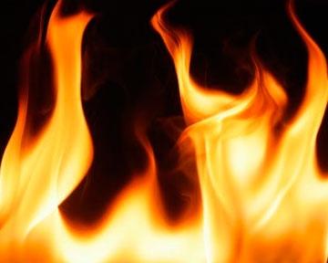 В Голосеево погиб мужчина. В его квартире произошел пожар