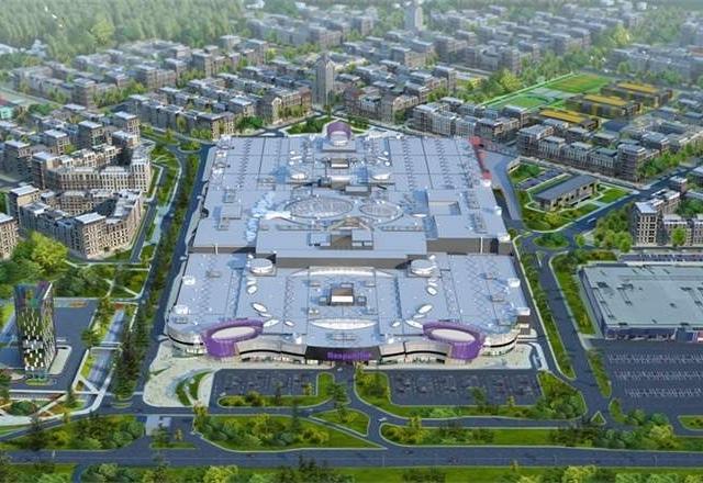 В Киеве будет самый крупный в Европе развлекательный комплекс