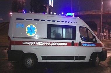 В Киеве поезд насмерть сбил бездомную женщину