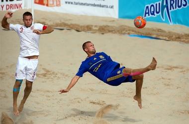 Пляжные стадионы Киева признали лучшими в мире