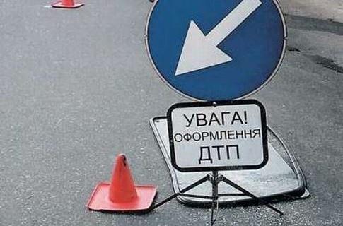 """""""Хюндай"""" сбил девушку на пешеходном переходе"""