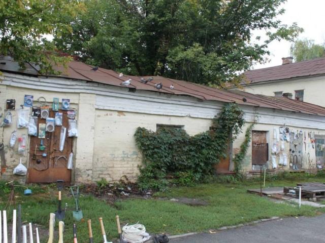 В Киеве уничтожают еще одно историческое здание