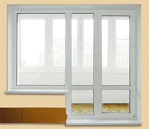 Специальные окна из ПВХ с трехконтурным уплотнителем