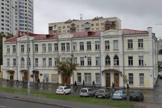 Еврейская община Киева отбирает Дом детского творчества