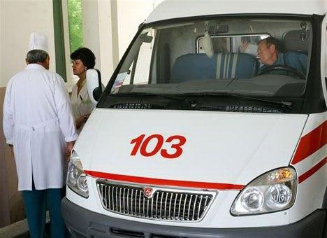 Киевские медики рассказали, когда и кто на них нападает