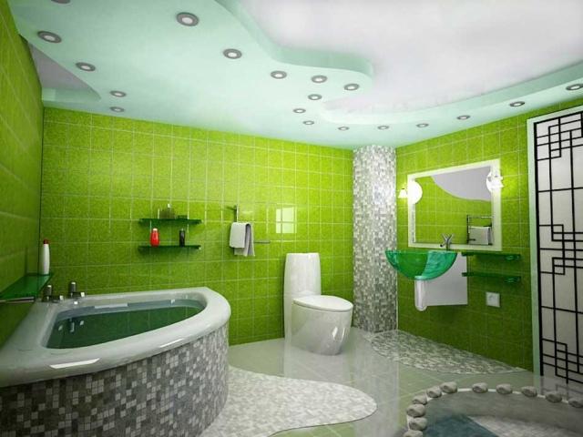 Как сделать ванную комнату удобной и функциональной