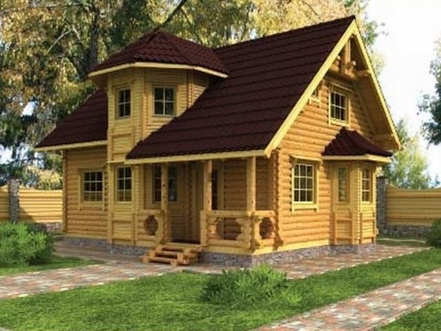 Сайдинг – новая жизнь вашего деревянного дома
