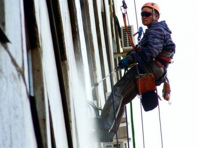 Промышленный альпинизм ХХІ века