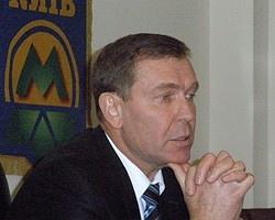 Начальник киевского метро останется на должности еще три года