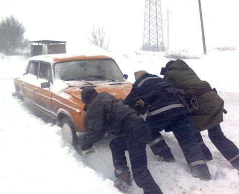 Попов обещает, что снежных сугробов в Киеве не будет