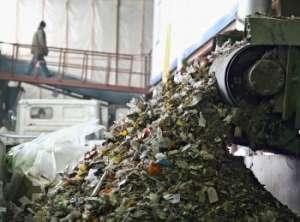 Киеву необходимы еще два мусорных завода