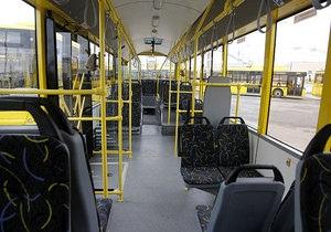 Киевляне на один день останутся без троллейбуса №7