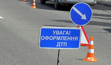 За наезд на тротуаре на пожилую женщину, киевлянин заплатит 3200 гривен штрафа