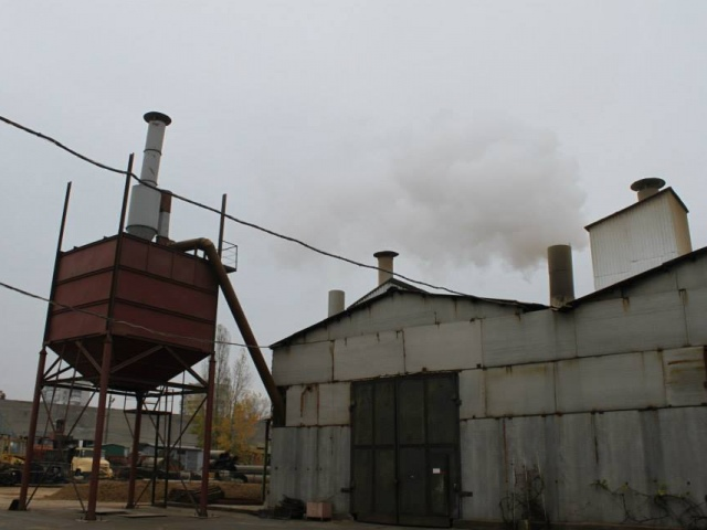 Жителей Голосеево травят ядовитыми запахами