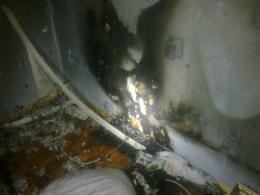 Киевлянин едва не погиб от созданной им перегрузки в электросети