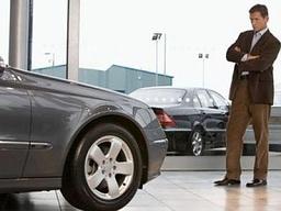 Как выбирать машину?