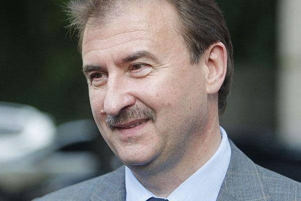Попов до 25 ноября ушел в отпуск
