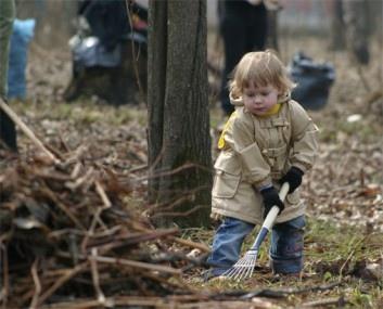 Оболонь и Печерск самые чистые районы Киева по итогам осеннего месячника