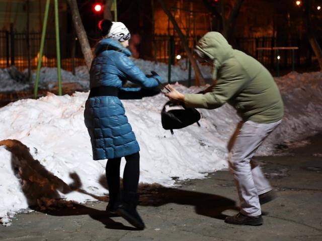 Киевляне помогли милиции задержать дерзкого грабителя