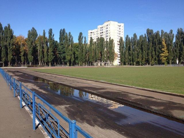 Киевская школа № 168 получит новый спортивный стадион