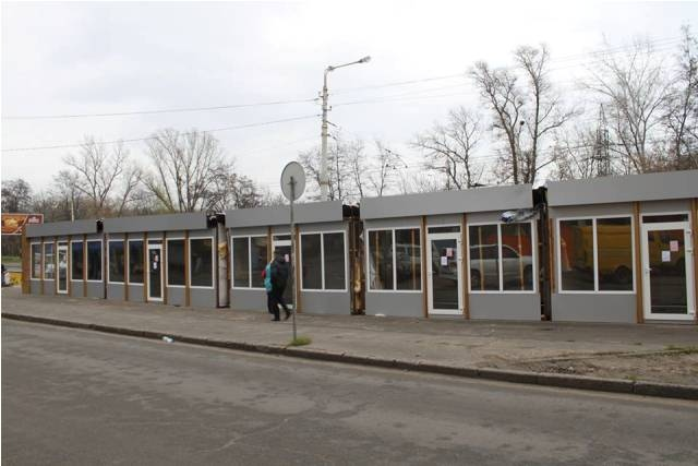 Киев снова обрастает МАФами