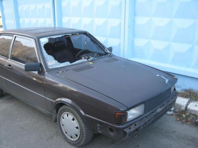 Взяв у отца машину, киевлянин сбил пешехода