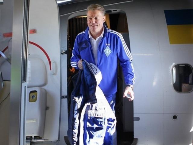 """Европа объявила бойкот киевскому """"Динамо""""? Футболисты никуда не летят"""